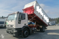 Camion Iveco 190E34 4x2 Kumlin Getreidekipper Luftgebläse benne occasion