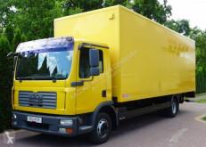 Kamyon van ikinci el araç MAN TGL 12.180 euro 5,18 palet, kontener poduszki winda klapa