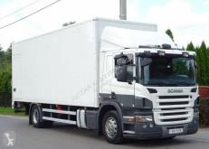 Camion Scania P230 Euro 5 kontener 18 palet winda klapa fourgon occasion