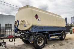 Stokota CITERNE 20.000L/4COMP./SOURCE ET DOME trailer used oil/fuel tanker