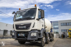 Used concrete mixer truck MAN TGS 32.360