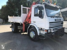 Camion Scania M 93M230 benne TP occasion