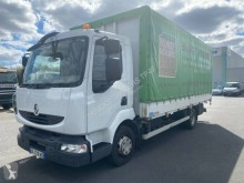 Vrachtwagen bakwagen polyfond bakwagen Renault Midlum