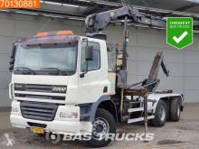 Camion Ginaf X3232 S Kran Crane Hiab 122D-2Hiduo Manual Big-Axle multiplu second-hand