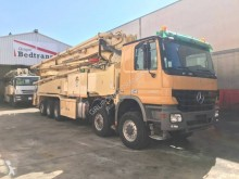 Mercedes Actros 5051 truck used concrete pump truck