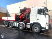 Volvo FH12 500 truck used flatbed