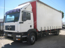 MAN TGM 18.280 truck used tautliner