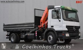 Camion Mercedes Actros 1832 benne occasion