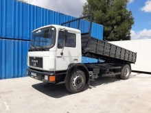 Used tipper truck MAN 19.272