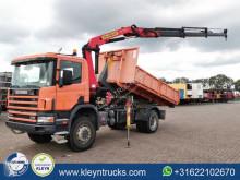 Scania P114 LKW gebrauchter Abrollkipper