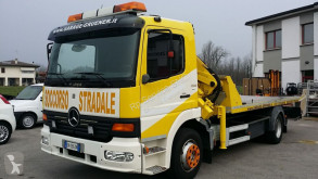 Camion vehicul de tractare second-hand Mercedes Atego 1223