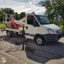 Utilitaire nacelle articulée occasion Iveco Daily 35 S 10