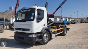 Camion polybenne occasion Renault Premium 380.19