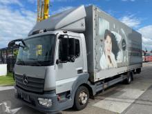 Camion Mercedes Atego 818 rideaux coulissants (plsc) occasion