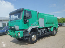 Camião cisterna Iveco EuroTrakker MP 190 E30W Flugfeldtankwagen 8200 L