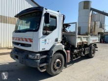 Camion Renault Kerax 380 bi-benne occasion