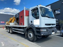 Camion plateau standard occasion Renault Kerax 320 DCI