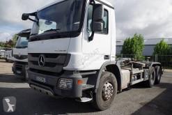 Camion polybenne Mercedes Actros 2636