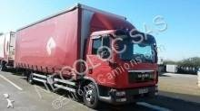 Camion MAN TGL 12.180 obloane laterale suple culisante (plsc) second-hand