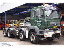 MAN TGA truck used container