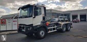 Camion polybenne Renault Gamme C 430.26 DTI 11