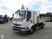 Camion benne TP Renault Midlum 190.12 DXI