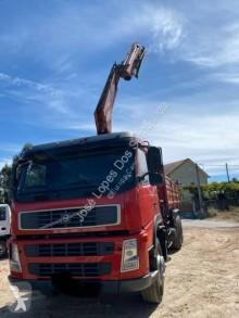 Camion benă transport piatra second-hand Volvo FM12 420