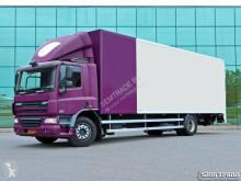 Camión DAF FA CF75.250 EURO 5 16 KARREN BAK HEIWO 2 TONS KLEP KACHEL frigorífico usado