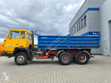 Steyr three-way side tipper truck Andere 32S28 6x4