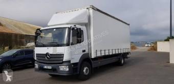 Camión Mercedes Atego 1628 NL lonas deslizantes (PLFD) usado