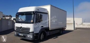 Камион фургон за пренасяне на покъщнина втора употреба Mercedes Atego 818 R 42 C