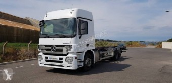 Camion porte containers occasion Mercedes Actros 2536 NL