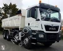 MAN TGS truck new two-way side tipper