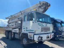 Astra HD6 66.34 truck used concrete pump truck