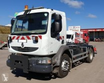 Camion Renault Midlum 220 DXI polybenne occasion
