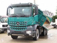 Camion Mercedes Arocs Bordmatik nur 114TKM benne occasion