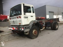 Used wildland fire engine truck Renault Gamme G 300