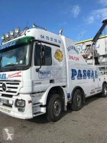 Camion soccorso stradale usato Mercedes Actros 4155