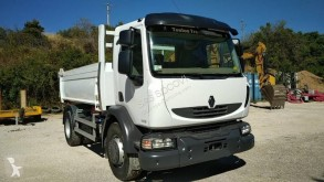 Camion benne TP occasion Renault Midlum 300.18 DXI