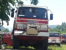 Used wildland fire engine truck Renault Midliner 200