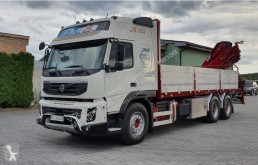Camion Volvo FMX 500 plateau occasion