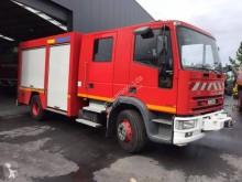 Used wildland fire engine truck Iveco Eurocargo 130 E 23