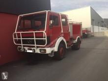 Used wildland fire engine truck Mercedes 1217