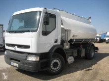 Camion Renault Midlum 270.18 DCI citerne hydrocarbures occasion