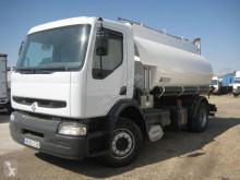 Lastbil Renault Midlum 270.18 DCI tank råolja begagnad