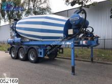Semi remorque béton toupie / Malaxeur nc Beton mixer Liebherr HTM 1204 12000 Liter Beton / Concrete mixer 12 M3