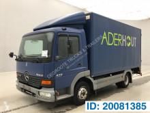 Camion fourgon Mercedes Atego 815