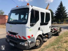 Camion Renault Midlum 180.10 polybenne occasion