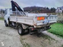 Used tipper truck Mercedes