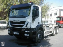 Camion Iveco Trakker 450 polybenne occasion